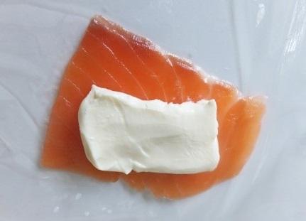 Easy recipe for Temari Sushi, making process of preparing salmon