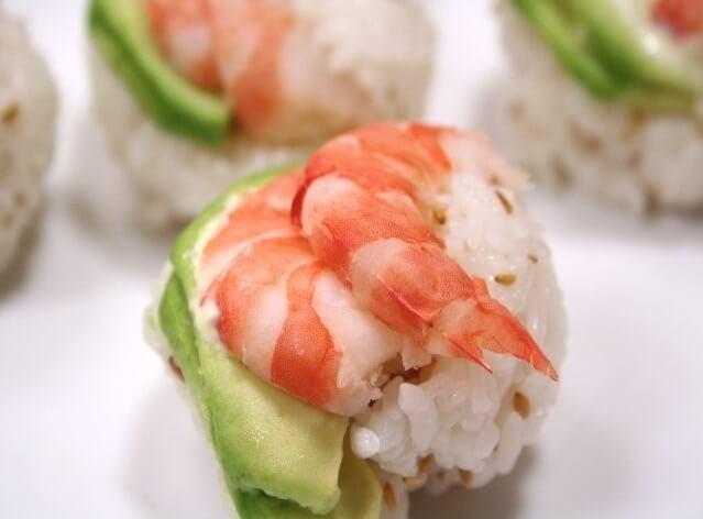 Easy recipe for Temari Sushi, making process of serving