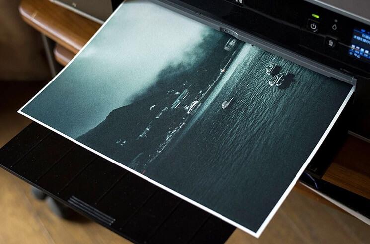 Awa Washi japanese paper, a traditional craft, inkjet printing paper