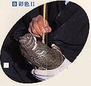 Hakata dolls, a Japanese doll craft, making process 5