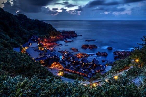 Ishikawa prefecture, Noto peninsula image