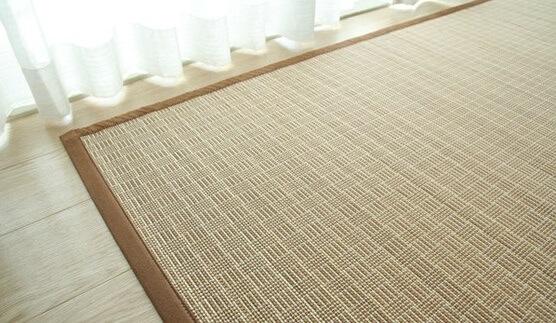 ways of using Japanese bamboo, tatami carpet