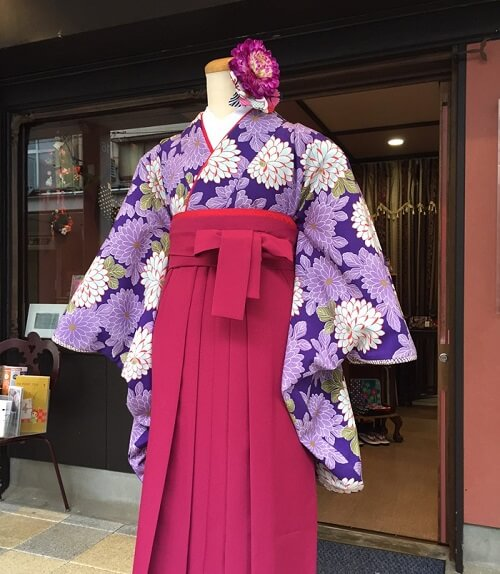 Japanese traditional color pallet for art, colors in Kimono