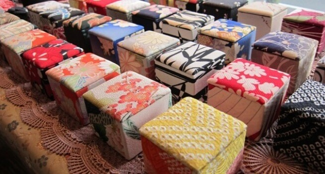 new idea product of using Kimono, boxes