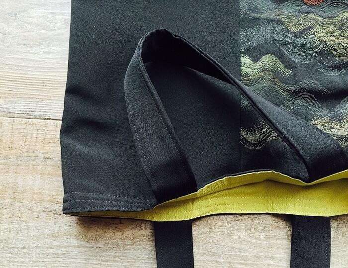 new idea product of using Kimono, bag