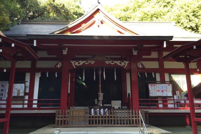 Japanese Samurai Armor, Tatenashi Yoroi, National Treasure of Japan, related shrine