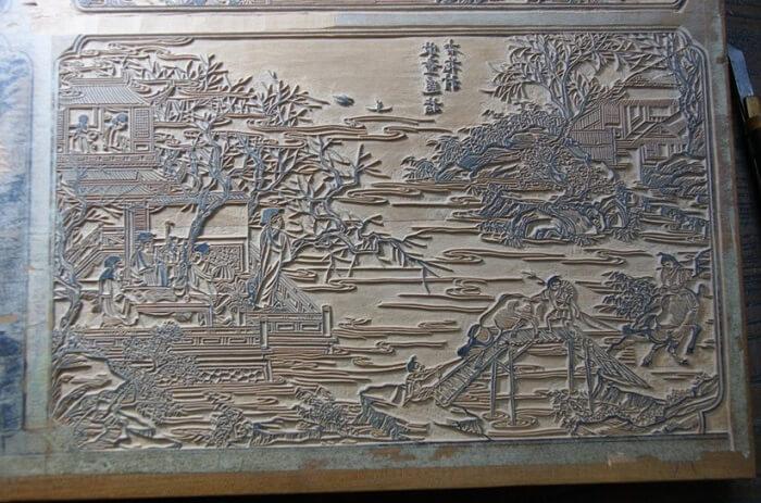 Ukiyo-e, Japanese woodblock print art, woodblock