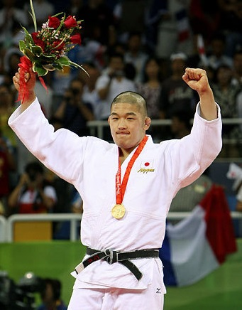 The olympic chanpion in Judo