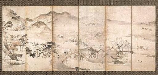 Iroekiji-kōro: Japan's Most Precious Incense Burner, related drawing